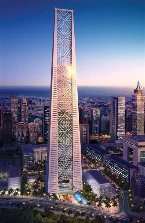 dubai skyscraper uae towers tall buildings  architect