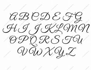 Fancy Alphabet Letters Drawing at GetDrawings | Free download