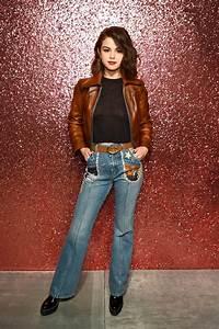 Selena Gomez Represents Coach At New York Fashion Week