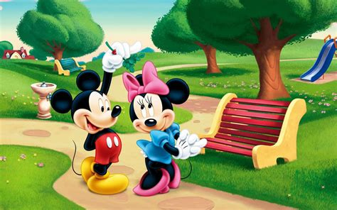 Mickey Mouse Wallpaper  3d And Abstract  Wallpaper Better