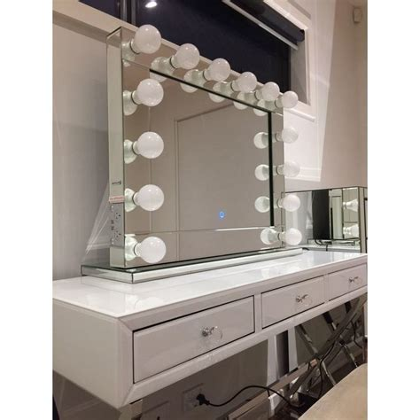 Vanity Mirror by Vanity Makeup Mirror With Dimmable Lights Buy