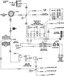 1986 Dodge D150 Wiring Diagram