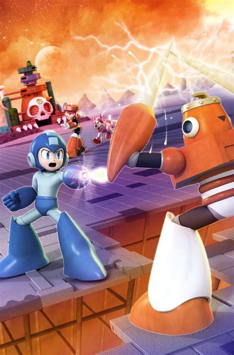 Mega Man Character Comic Vine