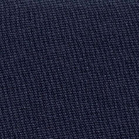 Linen Cotton Upholstery Fabric by Smith Linen Cotton Blend Indigo Discount Designer