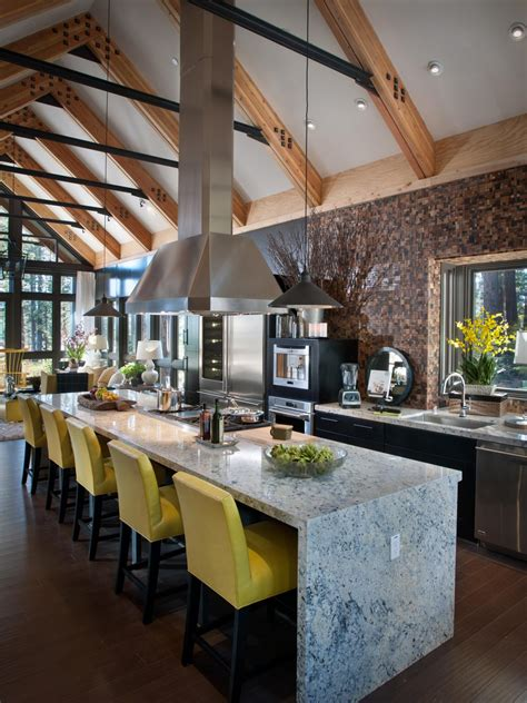 20 kitchen island designs home hgtv home 2014 kitchen pictures and from