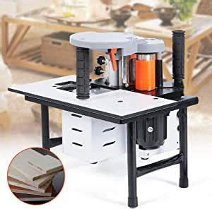tfcfl portable woodworking edge banding machine edge bander  adhesive edge banding machine