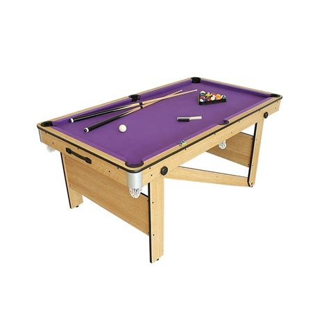 folding pool table 7ft pool tables archives great toys