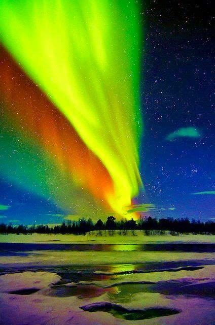 aurora borealis hunting top tips    sightings