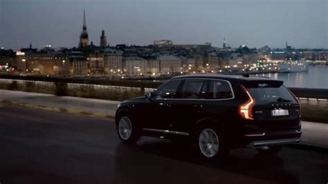 volvo xc tv commercial  idea  luxury song