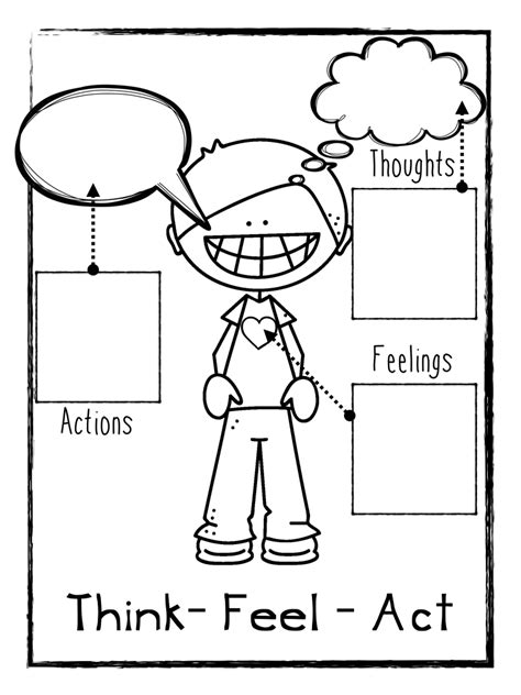 Stop Think Act Activities Pictures To Pin On Pinterest Pinsdaddy