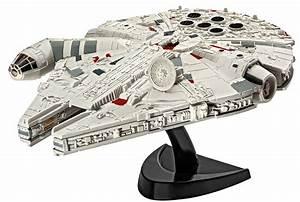 Faucon Millenium Star Wars : star wars faucon millenium 1 241 revell modelisme ~ Melissatoandfro.com Idées de Décoration