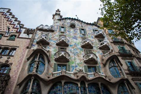 Visting Casa Batlló In Barcelona