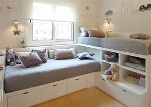 Ikea Betten Kinder : kinderzimmer einrichten tolle ideen zum thema kinderzimmer f r zwei ~ Orissabook.com Haus und Dekorationen