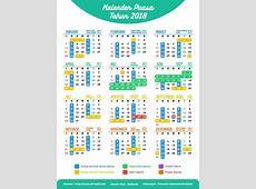 Kalender Puasa Sunnah Tengah Bulan Ayyamul Bidh 2018