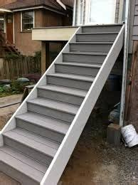 Azek Deck Stairs