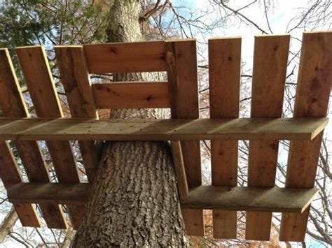 Easy Way To Build A Treehouse