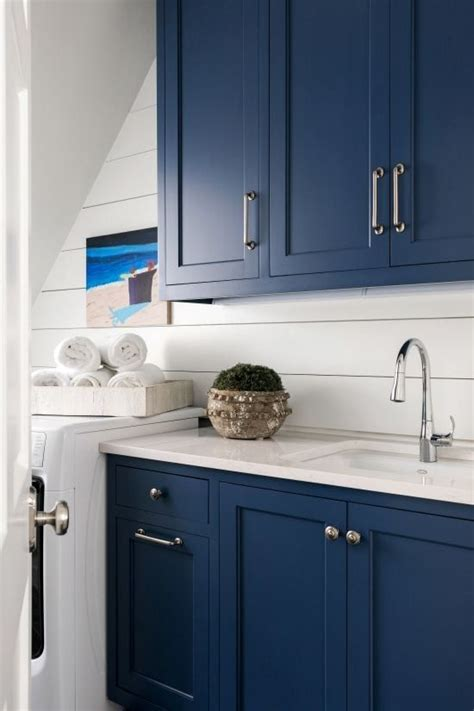 sherwin williams naval navy blue paint painted