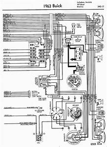 Wiring Diagrams Of 1963 Buick Lesabre Invicta Wildcat