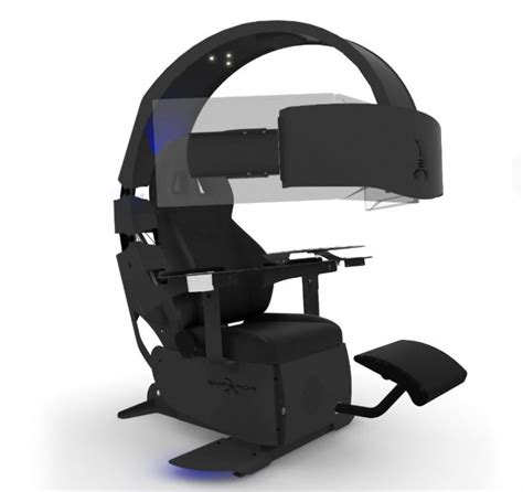 Emperor Scorpion Gaming Chair by Mwe Lab Emperor Xt Motorised Ergonomic Gaming Workstation