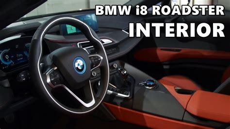 bmw  roadster interior highlights youtube