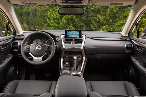 lexus interior 2017 lexus nx200t reviews and rating motor trend