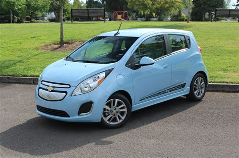 2015 Chevrolet Spark Ev Switches Battery Cells; 82-mile