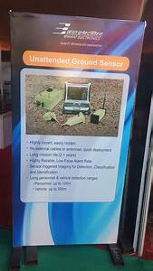 Unattended Ground Sensor