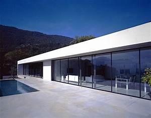 maison en verre transformez votre maison avec le plancher With good maison toit en verre 3 la maison cubique en 85 photos archzine fr