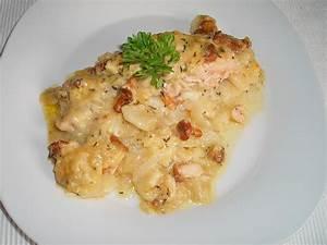 Lachs Kartoffel Gratin : kartoffel lachs gratin mit pfifferlingen von hobbykochen ~ Eleganceandgraceweddings.com Haus und Dekorationen