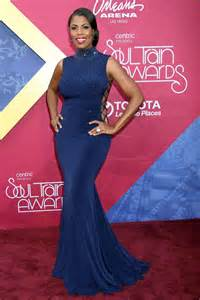 Omarosa Manigault Soul Train