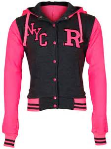 Roeien Meaning by Varsity Jackets For Girls Pink