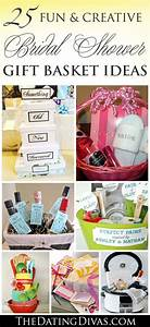 60 best creative bridal shower gift ideas basket ideas With clever wedding shower gifts