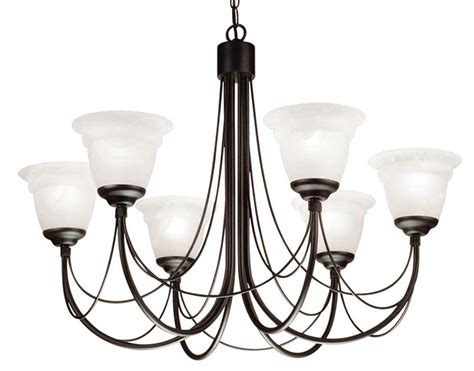 light in kitchen elstead carisbrooke 6 light chandelier with shades cb8 3746