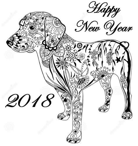 Gelukkig Nieuwjaar 2017 Kleurplaat by Anti Stress Kleurplaten Nieuwjaar 2018 7