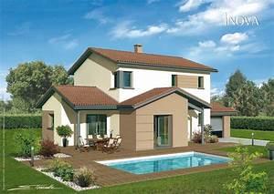 modele maison neuve maison bastide prestige maison With exemple de maison neuve 1 maison neuve contemporaine