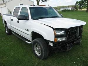 Sell New 2003 Chevy 2500hd 6 6l Duramax Diesel 4x4 Auto Lt