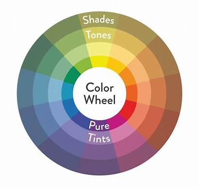 Wheel Tints Shades Tones Psychology Colour Theory