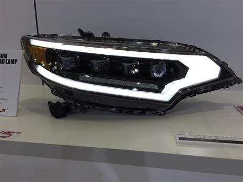 2015 honda fit gets widebody kit and custom led lights