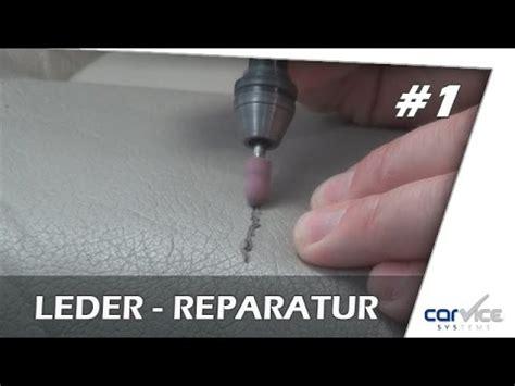 Kunstleder Kratzer Entfernen by Leder Und Vinylreparatur So Geht 180 S Teil 1 Smart Repair