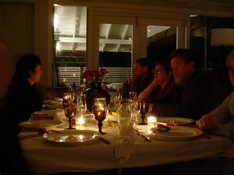 Free Dinner Party Scenes 3 Stock Photo Freeimagescom