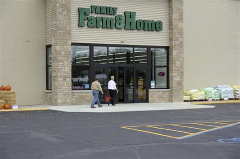 Check spelling or type a new query. Family Farm and Home opens; customer event set for late ...