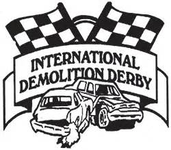 demolition derby action center  waukesha county fair