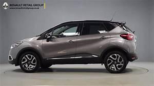 Renault Captur Cool Grey : renault captur grey black dynamique s youtube ~ Gottalentnigeria.com Avis de Voitures