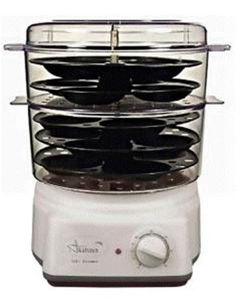Kitchen Essentials Idli Maker by History Of Design Idli Steamer