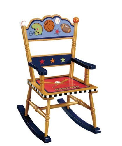 discount wooden rocking chair