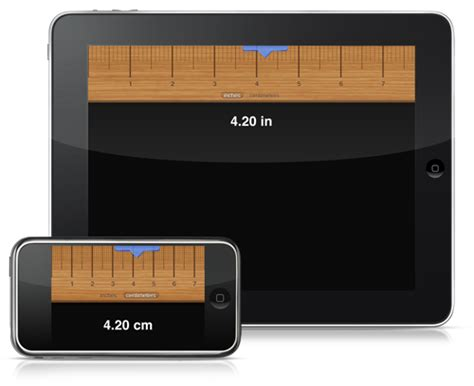 ruler for iphone ruler actual size