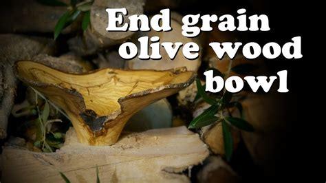 woodturning   grain olive wood bowl youtube