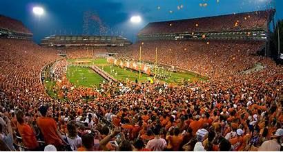 Clemson Valley Death Tigers Stadium Football Night