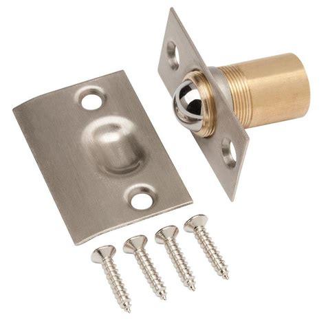 Diy Kitchen Cabinets Ideas - everbilt satin nickel latch adjustable ball catch 15389 the home depot
