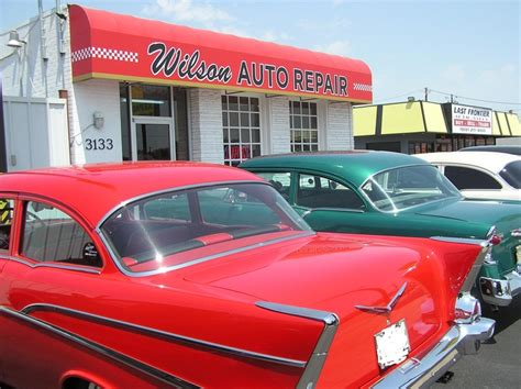 11 Best Wilson Auto Repair Shop Images On Pinterest